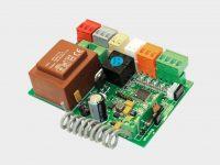 Блок управления SmartRoll для дистанционного управления внутривальными электроприводами роллет