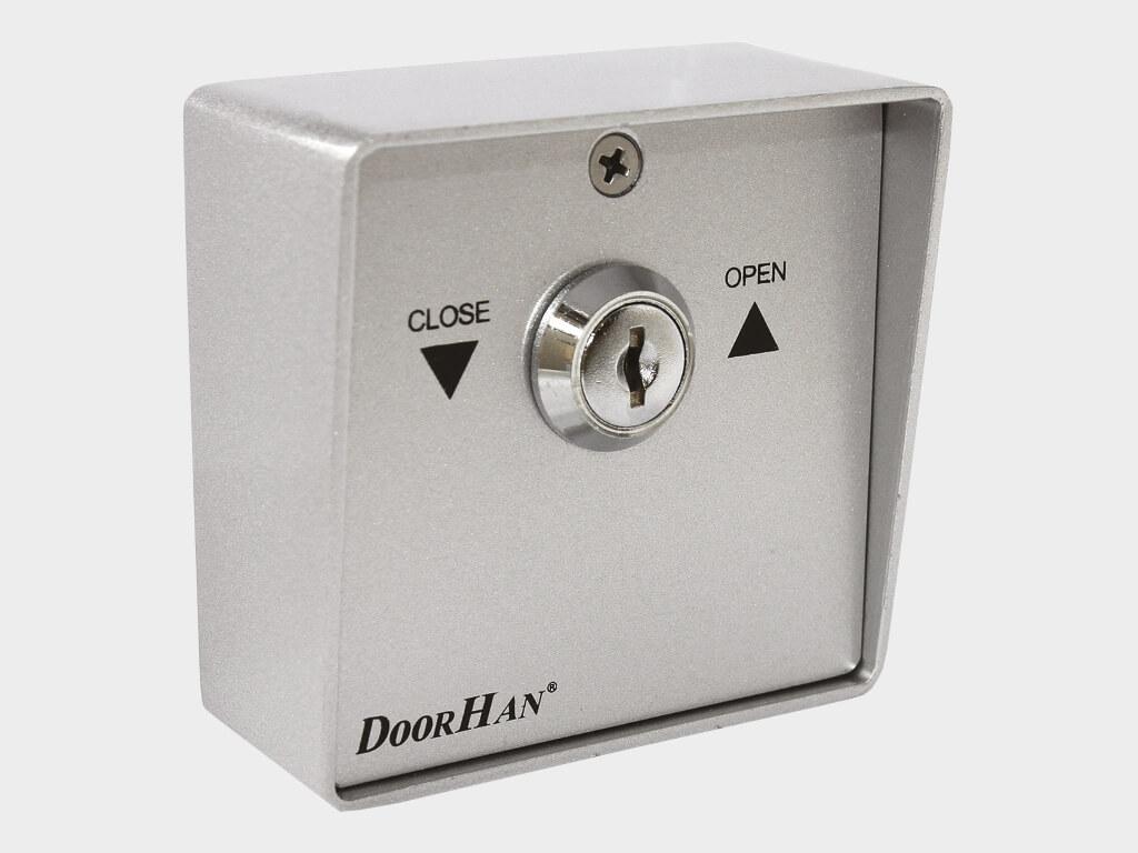Ключ-кнопка SWM для подачи управляющей команды на блок управления
