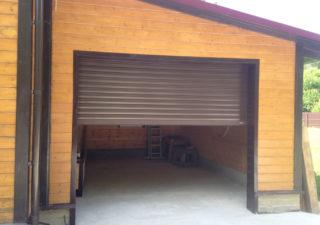 Вся правда о выборе размера ворот для гаража