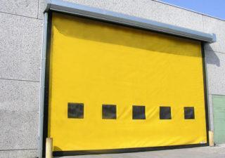Скоростные пленочные ворота DYNACO(Бельгия)